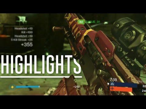 PvP Highlight Assortment - ToO, Iron Banner, Sweats, etc.