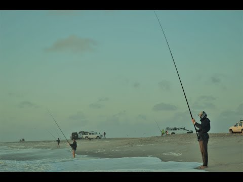 Henties Bay Fishing 2019, Namibia