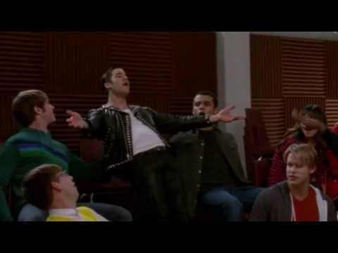 GLEE - Don't Stop Me Now (Full Performance) (Official Music Video) HD
