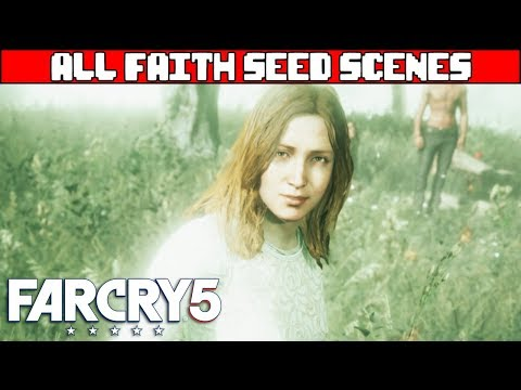 FAR CRY 5 All Faith Seed Scenes
