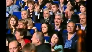 Çeçen kızın Ermenice şarkısı
