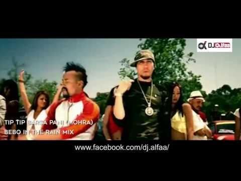 Tip Tip Barsa Pani (Mohra) - Bebo In The Rain Mix