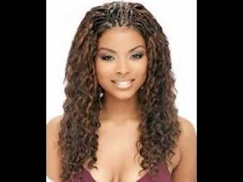 Human Hair For Braiding - YouTube