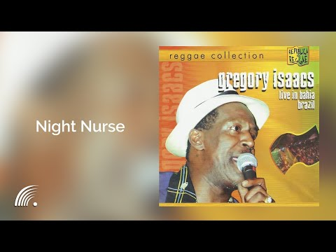 Gregory Isaacs - Night Nurse (Live in Bahia Brazil) - Oficial