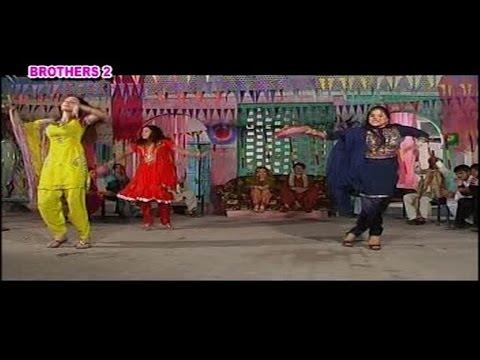 Nann Mei Da Mama - Arbaz Khan, Shanza Movie Song - Pashto Song And Dance