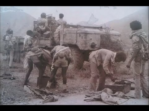 Largest battel in Africa(Battle of Afabe 1988t)~Eritrea War for Independence