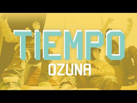 JABBAWOCKEEZ - TIEMPO by OZUNA (DANCE VIDEO)