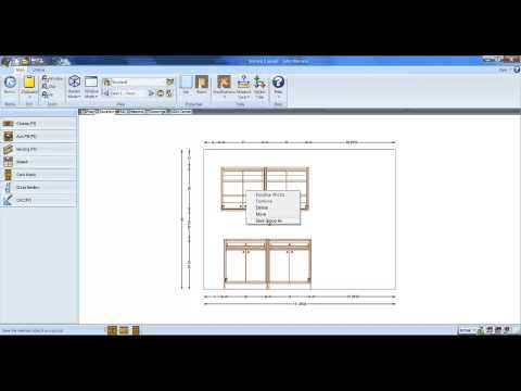 CV TechByte Video - How to create a Cabinet Group