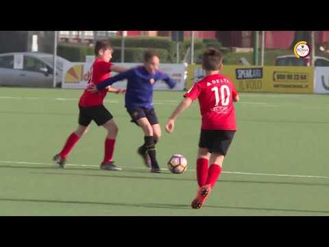 Servizio A.S. Roma Academy vs Seattle Crossfire