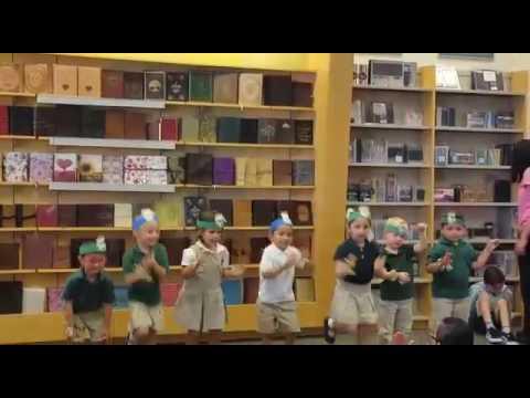 Bonita Learning Academy  Book Fair - Earth Day Song