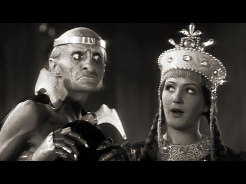 """Фильм-сказка. """"КАЩЕЙ БЕССМЕРТНЫЙ"""". (1944). Лучшие советские сказки."""