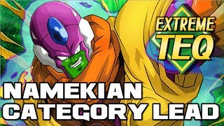 Namekian Category? F2P 100% TEQ LORD SLUG SHOWCASE Dragon Ball Z Dokkan Battle