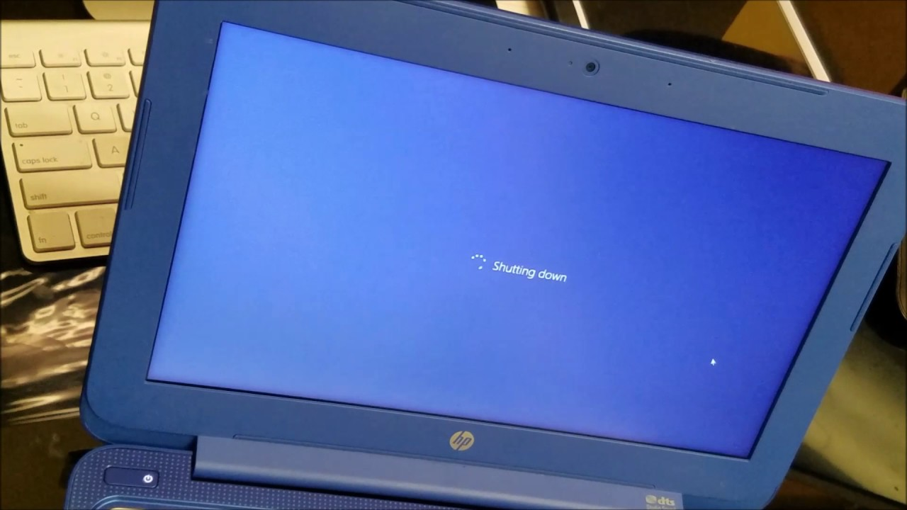 How to ║ Restore Reset a HP Stream 30 to Factory Settings