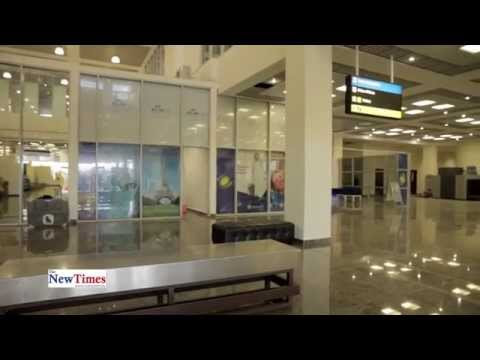 The New Look Kigali International Airport