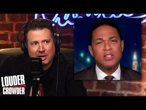 Who ACTUALLY Divides Americans?? Don Lemon Pushes Race-Baiting Narrative | Louder with Crowder