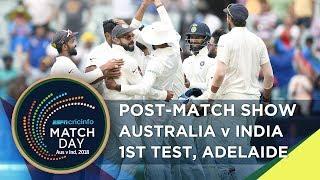 Ind vs Aus, 1st test, Post-Match Show |