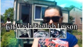Жизнь в США: Уроки Разговорного Английского ? Моем Машину в # Детройт #США