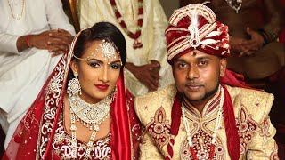 Avinash and Ashwantie Wedding in Trinidad...by Lalboys Video and Editing...# 378 - 0871