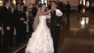 First Wedding Dance Surprise Foxtrot