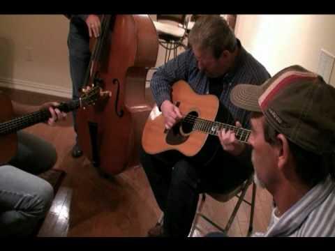 Shady Grove - Land Family Reunion Jam, 11/09