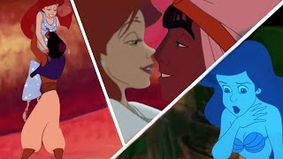 Aladdin + Ariel • I just want you to know who I am