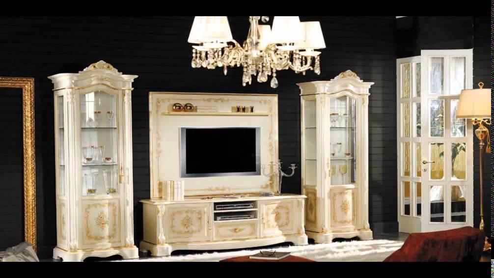 Современная гостиная Katia, красивая мебель для гостиной Katia .