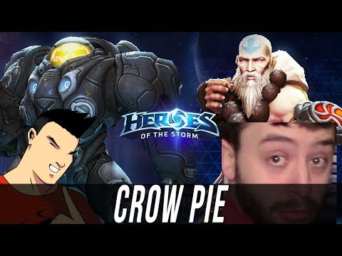 TEAM LE: CROW PIE - DUO QUEUE SILLINESS [Heroes Of The Storm]