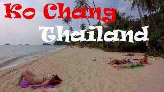 Tour of Lonely Beach, KO CHANG, Thailand: The Town, Beach & Nightlife
