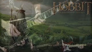The Hobbit - Misty Mountains Cold ( Rock / Metal Version ) By Stéphane L