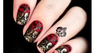 Дизайн ногтей (видео урок) Nail Art Designs Compilation  2016 ♥ Part 1 ♥