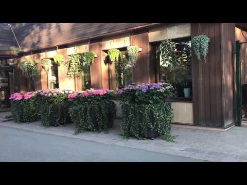 Рублёвка/ цветочный магазин / красивое оформление