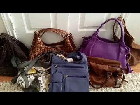 Designer Handbag Thrift Haul - Part 2: Cole Haan, Kate Spade