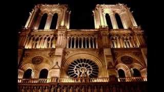 Пора соборов кафедральных Notre Dame De Paris Виктор Довбиус