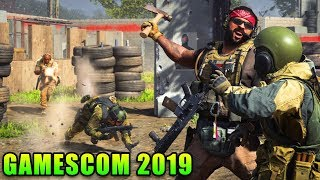 Modern Warfare Alpha, Ghost Babies, RTX Minecraft & More - Gamescom 2019 Highlights