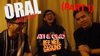 Download lagu THE ORAL HISTORY - AYI & OMO PEE WEE GASKINS