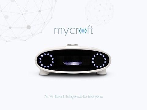 Mycroft Indiegogo Introduction Video
