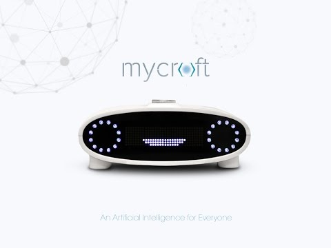 Mycroft Indiegogo Introduction Video