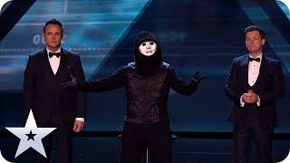 Masked magician X finally reveals their true identity   The Final   BGT 2019