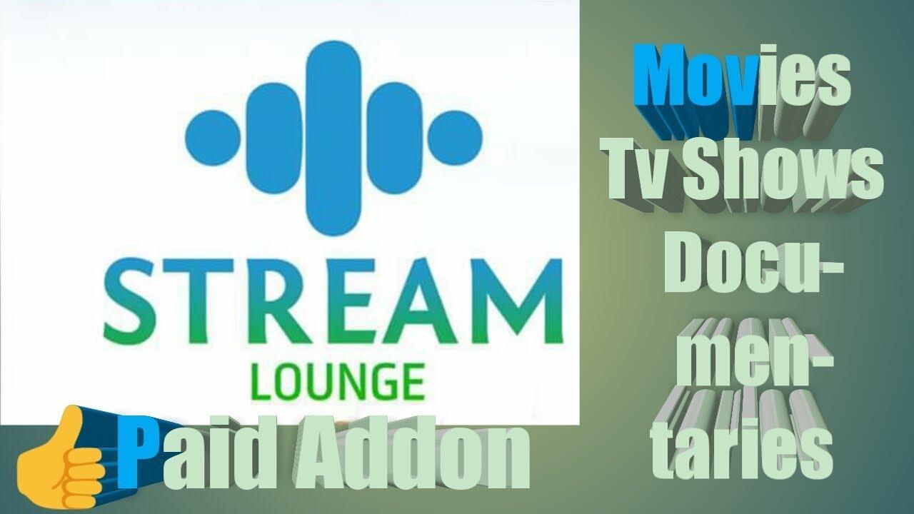Stream Lounge Media Server