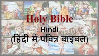 हिंदी में पवित्र बाइबल:Holy Bible:NT04:यूहन्ना:John iฑ Hindi