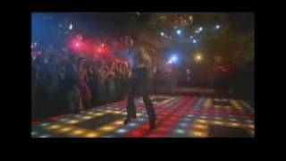 Saturday Night Fever - Kiss Dirty Livin Video
