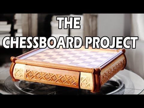 The chessboard project [WalMi Pictures]