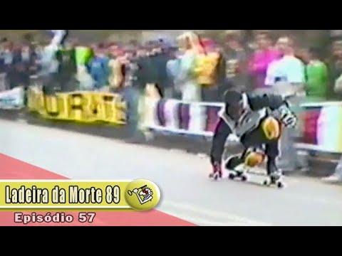 Ep57 Ladeira da Morte 1989   Chave Mestra Videos