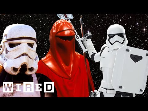 Every Stormtrooper in Star Wars Explained By Lucasfilm | WIRED
