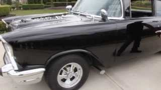 1957 Chevy 150 Post Classic Muscle Car for Sale in MI Vanguard Motor Sales