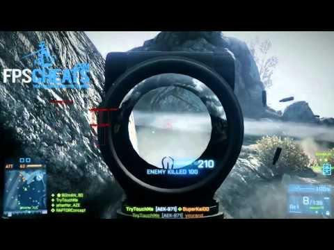 Battlefield 3 Hacks Battlefield 3 Cheats, free download!