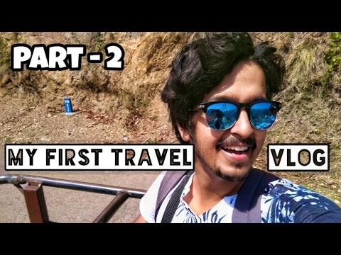 Vlog #11 - MY FIRST TRAVEL VLOG ( PART - 2 ) | Rishikesh - Dehradun - Delhi