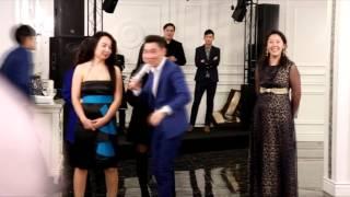 тамада асаба Кокшетау ведущий шоумен Астана Алихан Каирбеков. Просьба посмотреть ещё один ролик