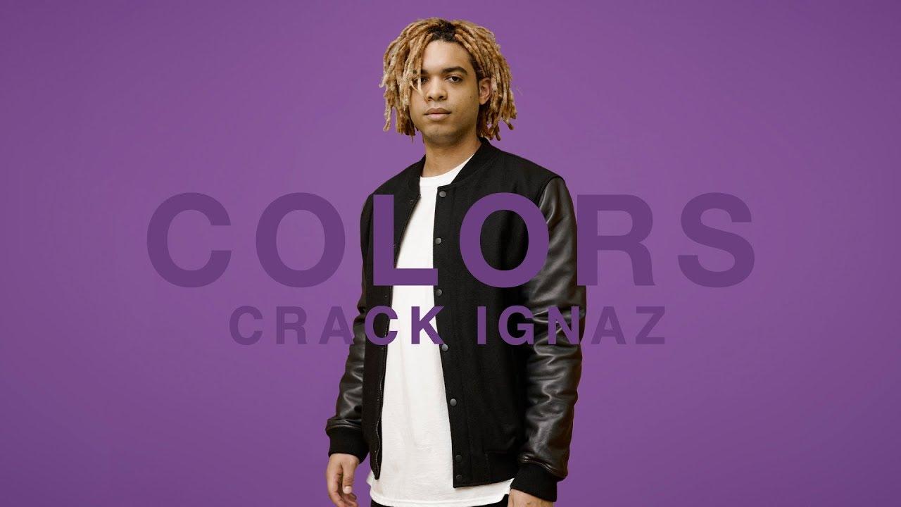 Crack Ignaz Performt Oder Ned Für Die Colors Show Rapblokkcom