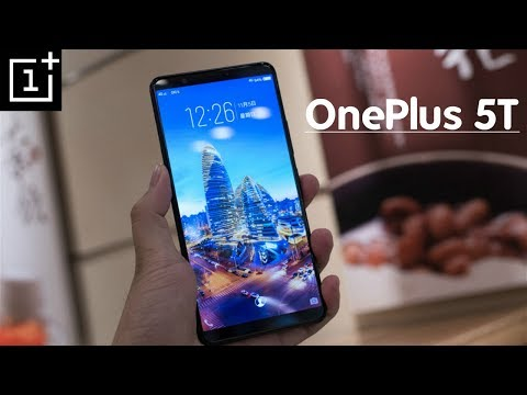 All About OnePlus 5T